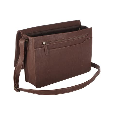 D Cheryl Iconic Smart Side Pouch Messenger Bag Iss Im rory messenger bag brown cultured touch of modern
