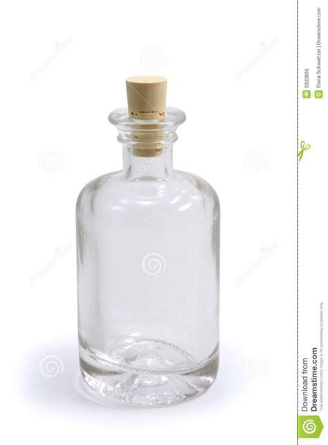 Clear Glas Kanister Für Küche by Leere Flasche Lizenzfreies Stockbild Bild 3303806