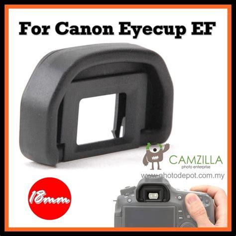 Oem Eyecup Ef For Canon Dslr Black eyepiece eyecup for canon eos 1100d 1000d 450d 500d 550d