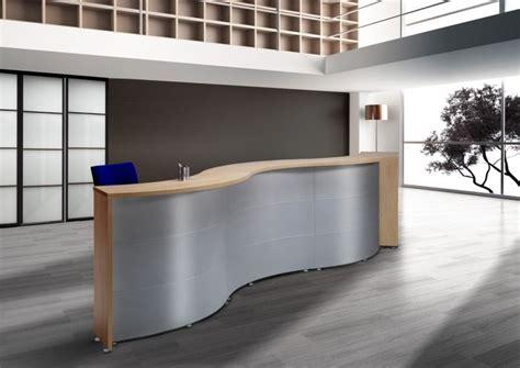 material oficinas mostrador curvo muebles para despachos material de