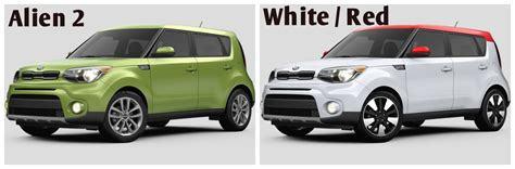2017 kia soul exterior paint and interior color options