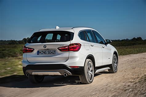 2016 bmw x1 look review motor trend