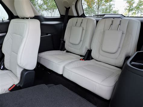 Ford Explorer Captains Chairs by 2016 Model Suvs With Second Row Captains Chairs Html