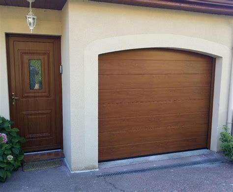 portes de garage sectionnelles plafond portes de garage