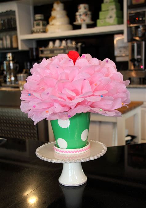 13 Best Images About Mackenzie S Bakery Birthday Cupcake Centerpieces For Birthday