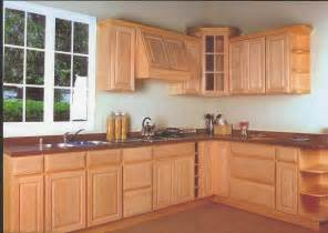 Kitchen Cabinet Maple Discount Maple Kitchen Cabinets