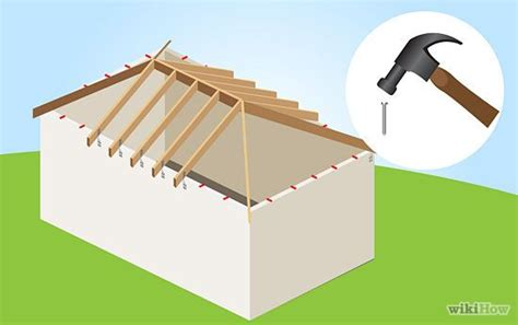 How To Construct A Hip Roof how to build a hip roof