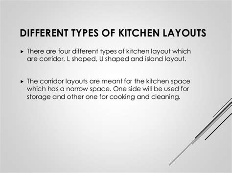 kitchen design layouts and ideas