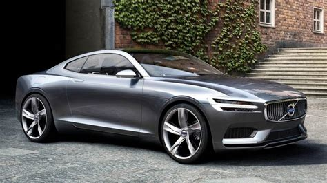 volvo s c90 coupe in sight