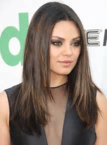 mila kunis hairstyles 2016 pictures hairstyle