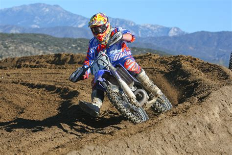 how much do pro motocross riders transworld motocross race series profile justin richards