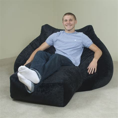 stylish bean bag chairs adults bean bag chairs for adults jen joes design