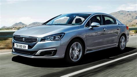new peugeot sedan new 2015 peugeot 508 sedan video hd youtube