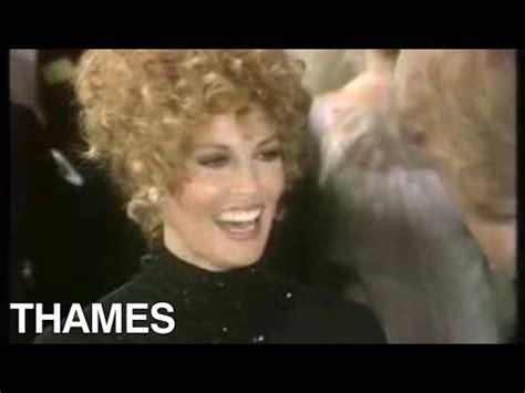 raquel welch interview raquel welch interview royal film premier 1974 youtube