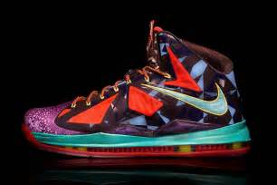 Of nike marks lebron james s mvp title with the lebron x mvp shoe