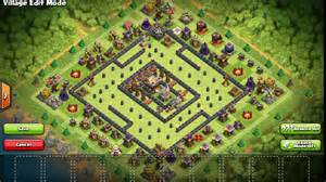 Clash of clans town hall 8 trophy base clash of clans best defense