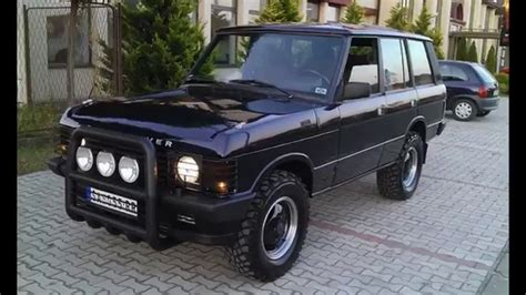 land rover discovery classic range rover classic restoration and rebuild youtube