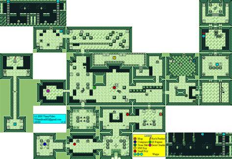 legend of zelda map maker the legend of zelda link s awakening level 1 tail cave