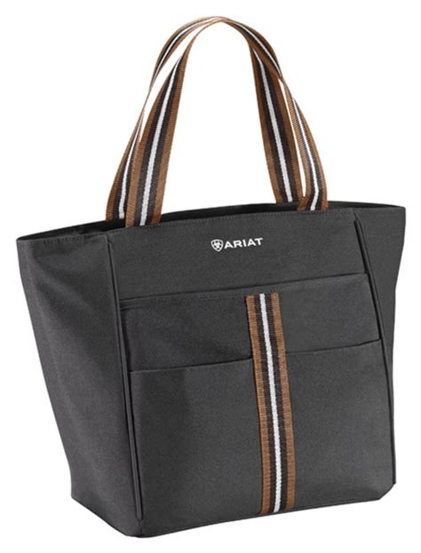 All I Want For The Bag by Ariat Carry All Canvas Tote Bag