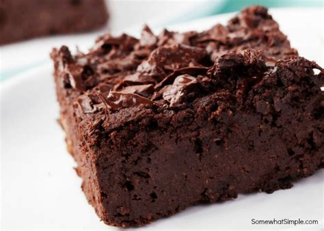 best brownie recipe brownies recipe the best one by somewhat