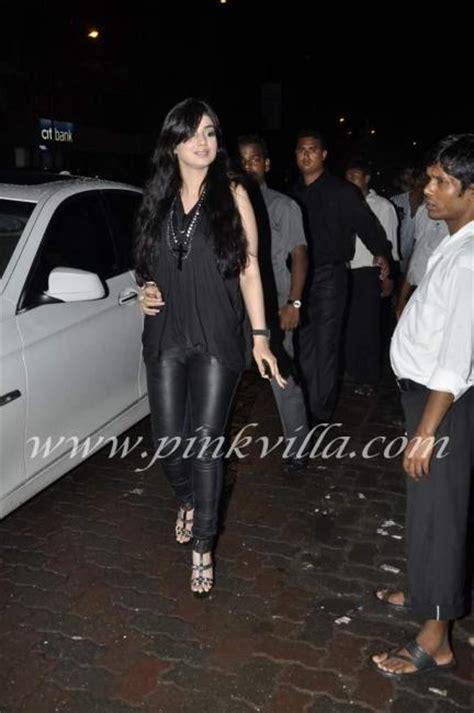 Volla Ayesha ayesha takia at arpita khan s birthday bash pinkvilla