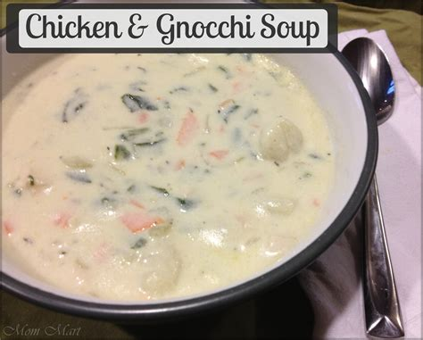 Gnocchi Soup Olive Garden Recipe by Mart Chicken And Gnocchi Soup Recipe