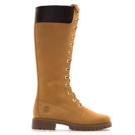 timberland timberland womens 14 inch premium boots black
