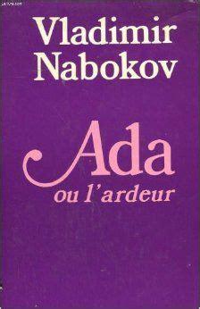 ada or ardor the nabokov on vladimir nabokov book and butterflies