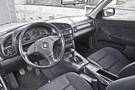 interior bmw e36 318is flickr photo