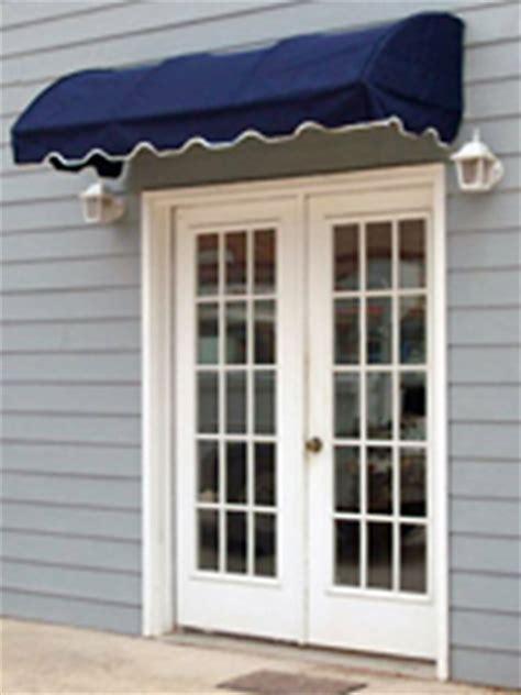 Sunbrella Window Awnings by Ezawn Quarter Style Window Awnings Door Canopies