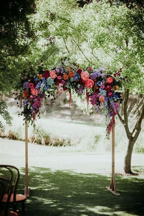 Wedding Arch Floral by 20 Prettiest Floral Wedding Arch Decoration Ideas Page 2