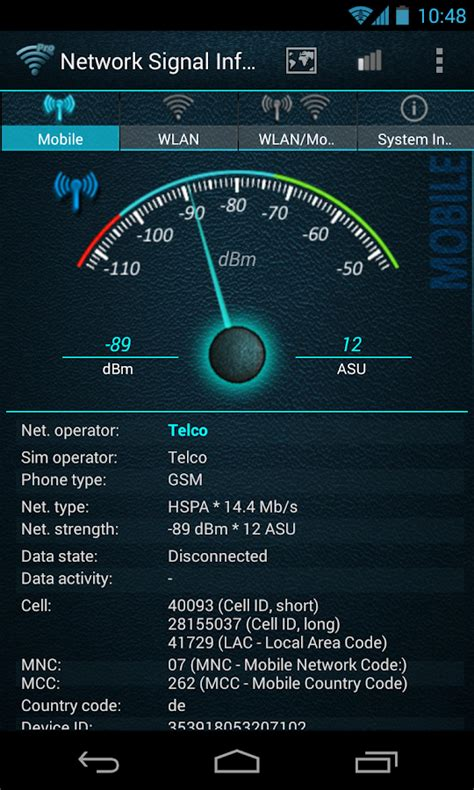 Android Who Is On My Network by Network Signal Info Pro Android Apps On Play