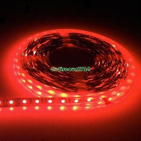 Led 1 Roll waterproof 5050 5630 led lights 1m 5m roll 12v rgb 24 key ir remote a8d7 ebay