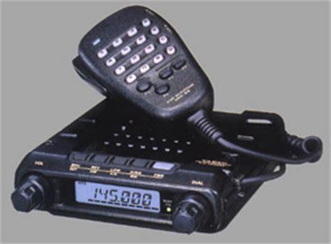 rugged ham radio yaesu ft 1500m small rugged 50 watt 2 meter vhf transceiver ebay