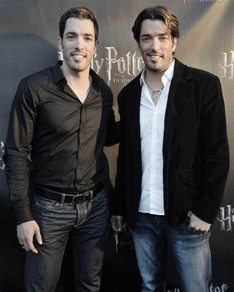 drew and jonathan scott the scott brothers
