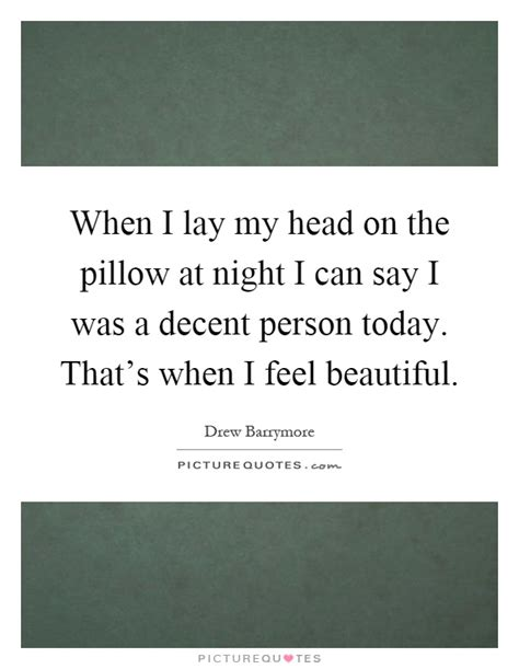 Lay Your On Pillow Lloyd Lyrics by Feel Beautiful Quotes Sayings Feel Beautiful Picture