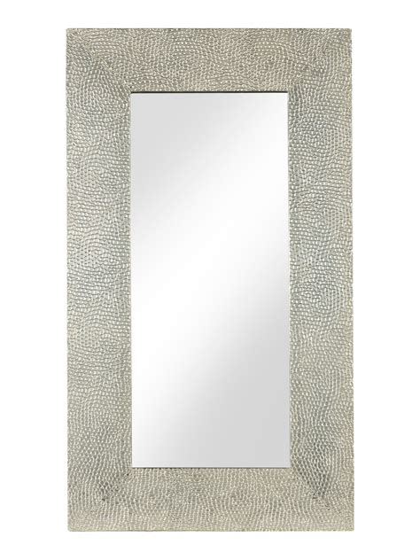 house of fraser mirrors for the bathroom casa couture taj hammered metal mirror