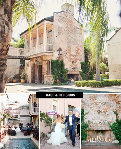 outdoor wedding venues louisiana top 26 coolest places to get married in the us green