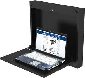 Laptop Wall Desk Space Saving Trick Wall Mounted Laptop Desk Review And Photo