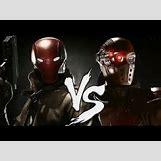 Red Hood Vs Deadshot | 480 x 360 jpeg 30kB