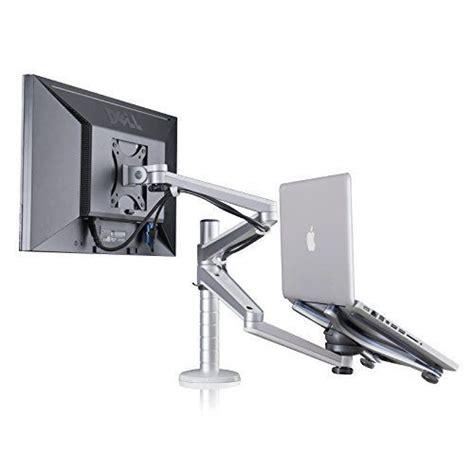 vivo v001l ergonomic laptop desk mount adjustable aluminium universal laptop notebook computer