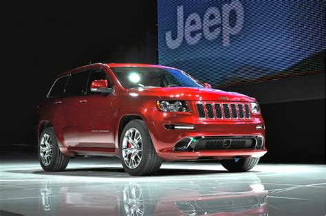 2012 Srt8 Jeep Grand 2012 Jeep Grand Srt8 Walkaround
