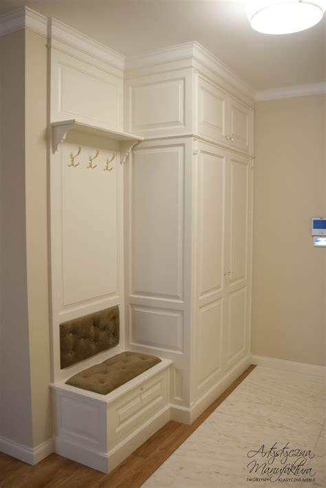 Built In Wooden Wardrobes by 21 Best Przedpokoje Entry Storage Closets