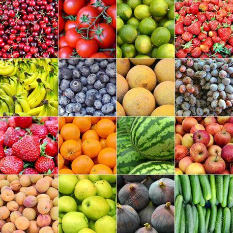 imagenes de uvas y cerezas collage de berries org 225 nicos saludables frutas y verduras