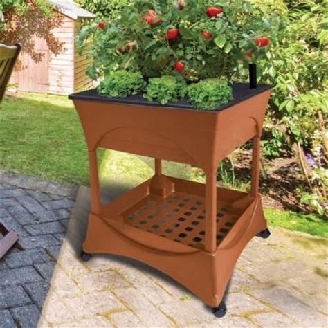 home depot easy picker  stand raised garden