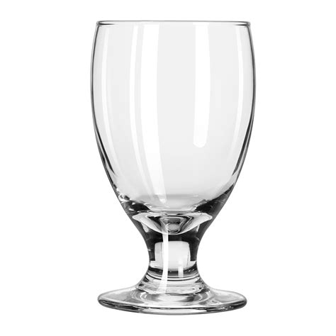 libbey glassware 3712 10 1 2 oz embassy banquet goblet
