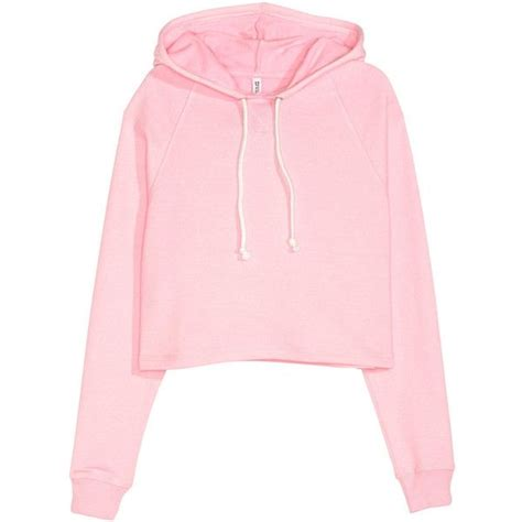 Crop Hoodie Jacket Pink pink cropped sweatshirt clothing