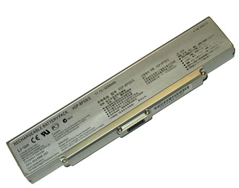 baterai sony bps9 vaio cr33 series lithium ion oem