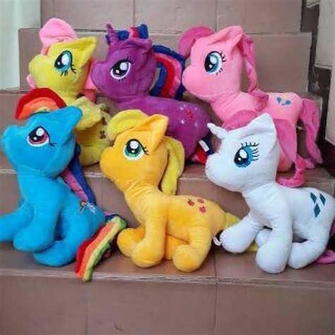 jual boneka kuda poni lucu berkualitas di lapak hanishopboneka haniwaryaeni