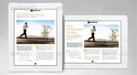 indesign digital magazine templates awesome digital magazine templates for tablets 56pixels